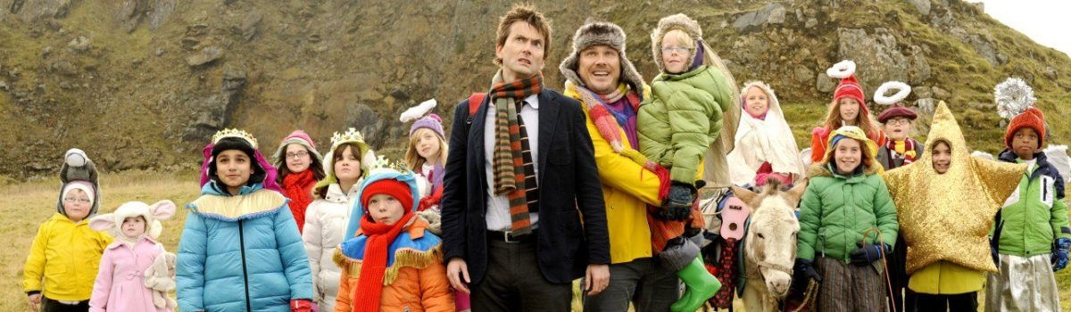 David Tennant's new film: Nativity 2 Danger in the Manger
