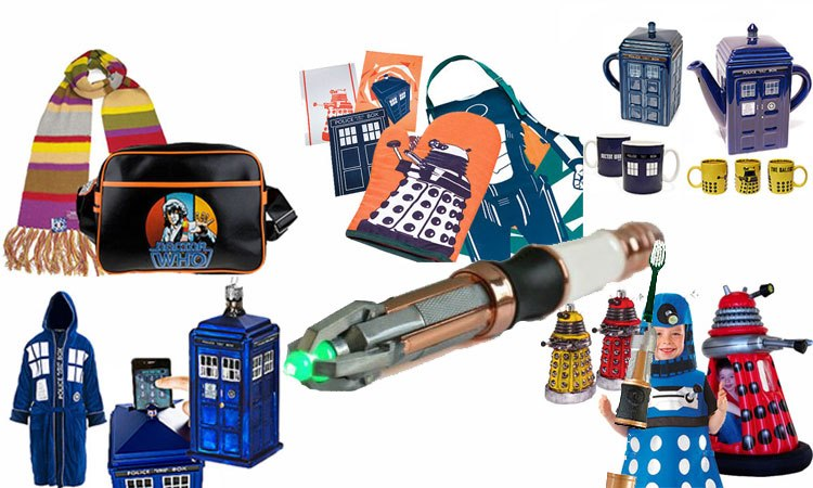 Doctor Who Christmas gifts list - Doctor Who Christmas Gifts For Everyone Doctor Who @ BBC