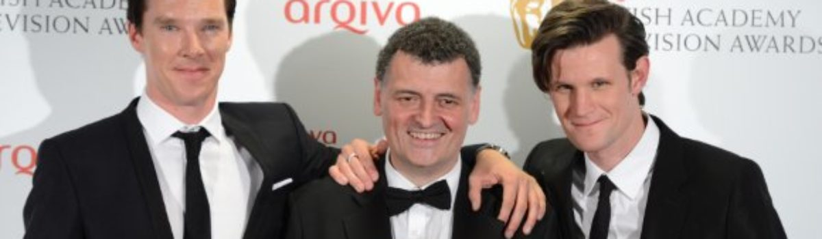 "Steven Moffat on Radio Times: ""I'd rather be the Doctor than Sherlock"""