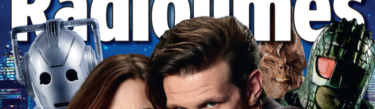 Doctor Who exclusives galore in this week's Radio Times magazine