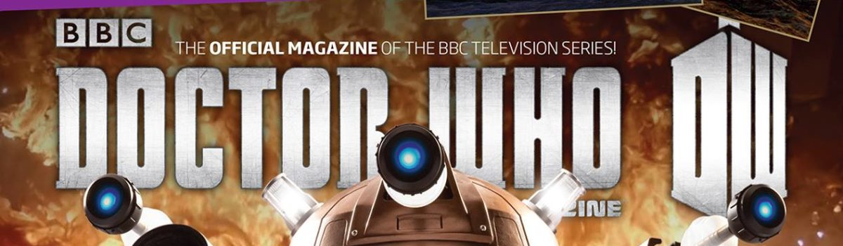 Doctor Who Magazine DWM Issue 471