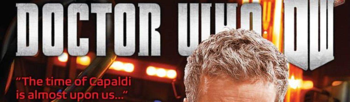 Doctor Who Magazine DWM Issue 476