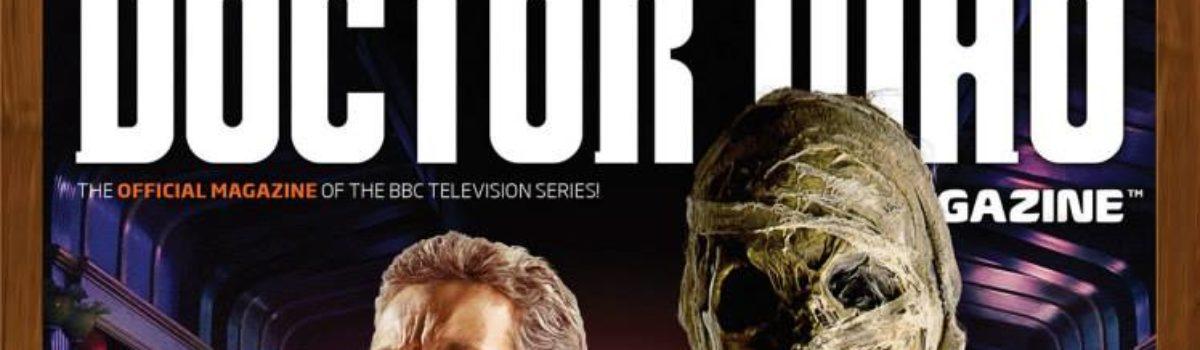 Doctor Who Magazine DWM Issue 483