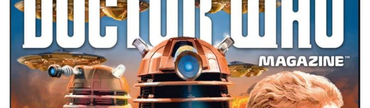 Doctor Who Magazine DWM Special: The Art of Doctor Who (2015)