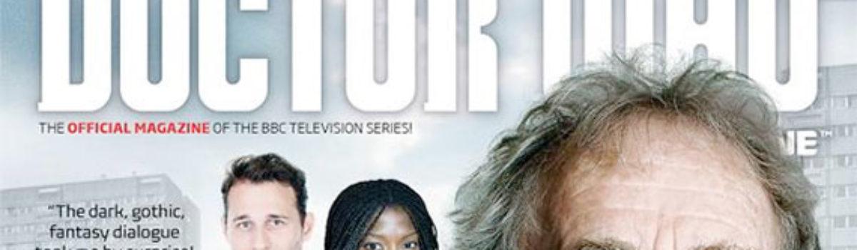 Doctor Who Magazine DWM issue 486