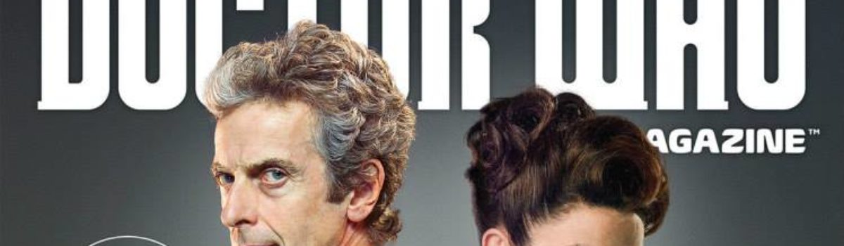 Doctor Who Magazine DWM Issue 490: Best enemies