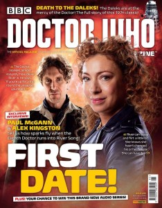 Doctor Who Magazine DWM Issue 495