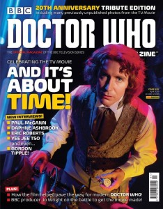 Doctor Who Magazine DWM Issue 497