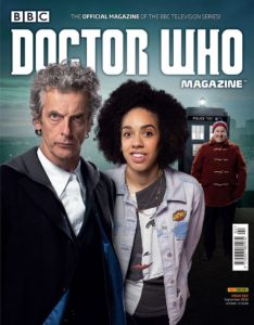 Doctor Who Magazine DWM issue 502