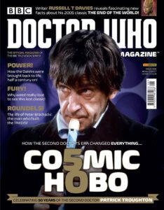 Doctor Who Magazine DWM Issue 506