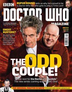 Doctor Who Magazine DWM issue 509
