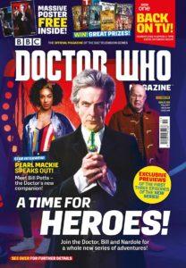 Doctor Who Magazine DWM issue 511