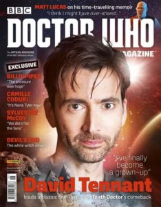Doctor Who Magazine issue 518