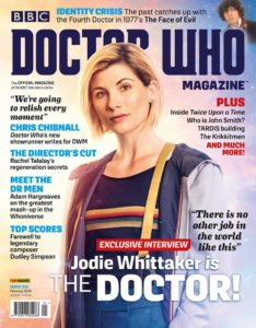 Doctor Who Magazine issue 521