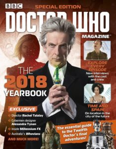 Doctor Who Magazine Special 2018 Yearbook