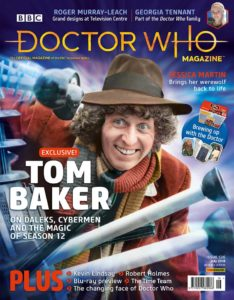 Doctor Who Magazine DWM issue 526
