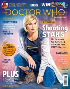 Doctor Who Magazine DWM issue 528