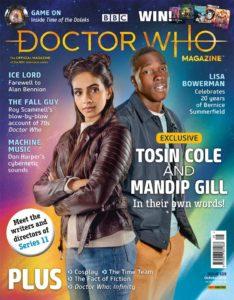 Doctor Who Magazine DWM issue 529