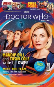 Doctor Who Magazine DWM issue 529 polybag