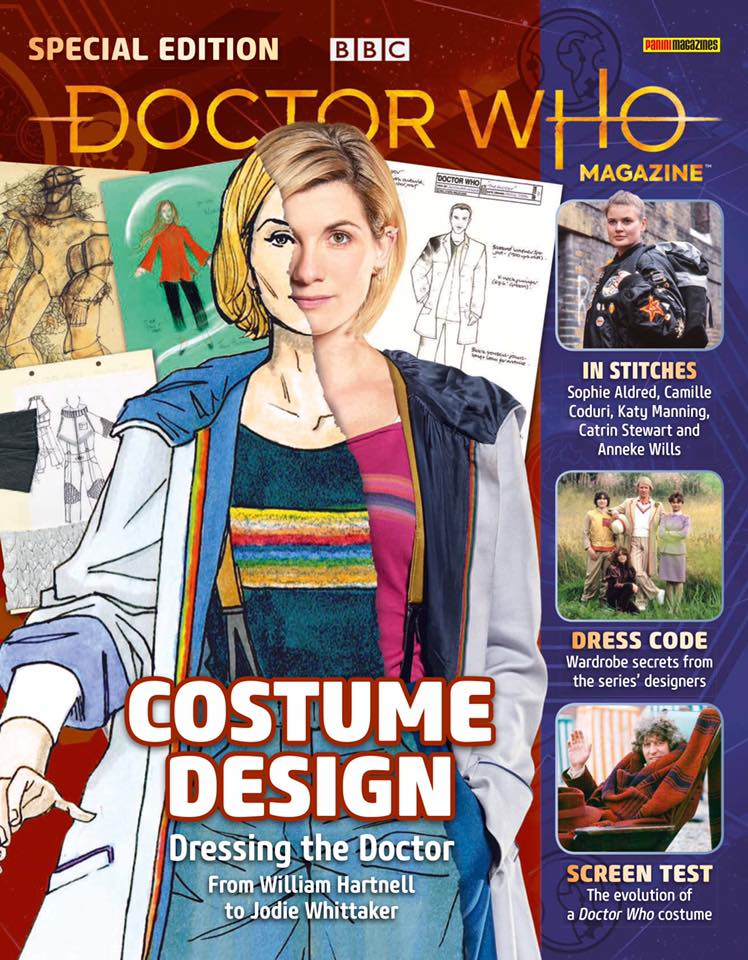 Doctor Who Magazine DWM special edition April 2019